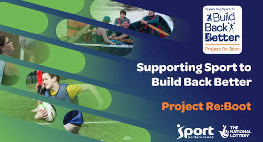 Build back better - Sport NI
